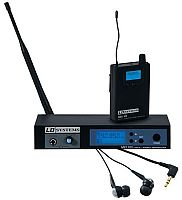 LD Systems MEI 100 In Ear Wireless Monitor System