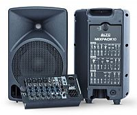 Alto Mixpack 10 200w Portable Powered PA System