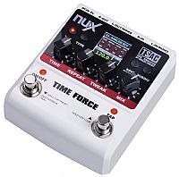 NUX Time Force Delay/Time Looper Pedal