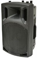 QTX QX12AV Active Speaker with VHF Receiver 12'' 200W