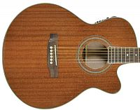 Chord N5S Native Sapele Electro-Acoustic Guitar