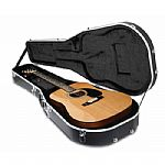 Moulded Dreadnought Guitar Case ( Gator Case)