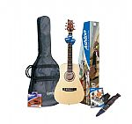 Ashton Joeycoustic Pack 3/4 Acoustic Guitar package