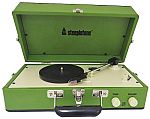 Steepletone SRP025-Green Record Player