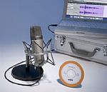 Samson C03UPK USB Recording / Podcasting Package