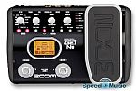 Zoom G2.1NU Guitar Effects & USB Audio Pedal