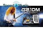 Zoom G2.1DM Dave Mustaine Guitar Effects & USB Audio Pedal