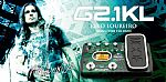 Zoom G2.1KL Kiko Loureiro Guitar Effects & USB Audio Pedal