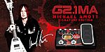 Zoom G2.1MA Michael Amott Guitar Effects & USB Audio Pedal
