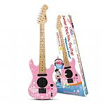 Music Alley Junior Electric Guitar Outfit  Pink