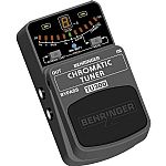 Behringer TU300 Chromatic Guitar/Bass Tuner Pedal