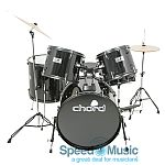 Chord ADK5-BK Drum Kit in Black