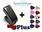 Ebow Plus Hand Held Sustainer: bundled with 10 Plectrums