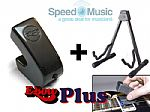 Ebow Plus Hand Held Sustainer: bundled with a Guitar Stand
