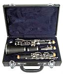 Valentino GR28083 Clarinet plus Case